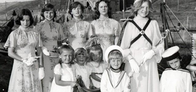 1976 – Margaret Donaldson