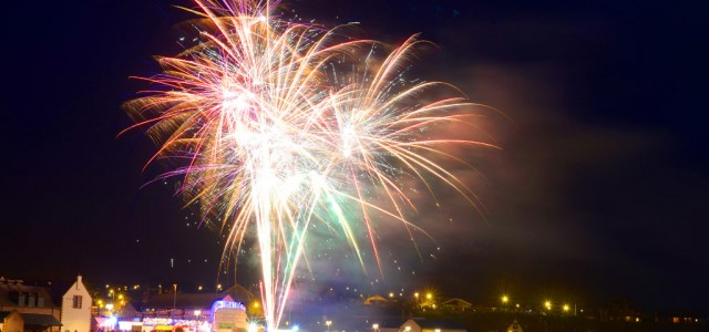Family Firework Night, November 6th 2014…. a great success !!!