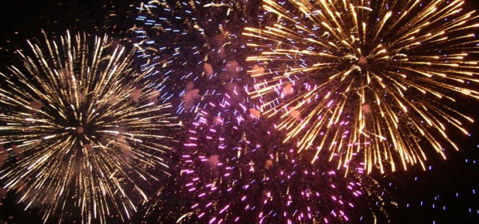Family Firework Night 2015